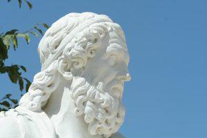 Statue of Isocrates