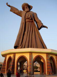 Statue of Rumi