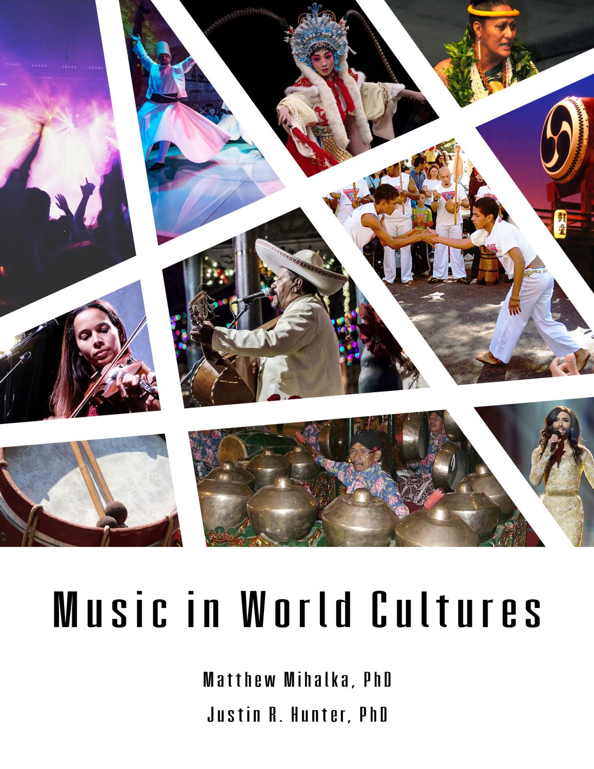 Cover image for Music in World Cultures